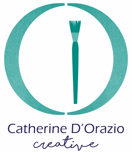 Catherine D'Orazio Creative Logo